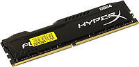 DDR4 Kingston HyperX Fury 8 GB 2133MHz Black