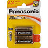 Panasonic Alkaline Power LR03APB/6BP 4+2F тип ААА