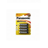Panasonic Alkaline Power LR6APB/4BP тип AA