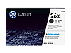 HP CF226X 26X Black LaserJet Toner Cartridge for LaserJet M426/M402, up to 9000 pages