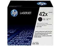 HP Q5942X Black Print Cartridge for LaserJet 4250/4350, up to 20000 pages