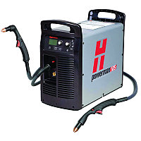 Powermax105 CE 230-400V Machine System w/CPC Port, 7.6 m (25 ft) Leads, Remote On/Off Switch