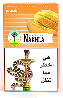 Табак для кальяна Nakhla Sweet Melon (Дыня) оригинал Новая 250гр, фото 1