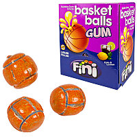 "Fini Жев. резинка ""Баскетбол"" 5,5 гр./ Упаковка 200 шт./ Испания"
