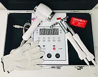Аппарат микротоковой терапии с перчатками и холодный/горячий молоточек
