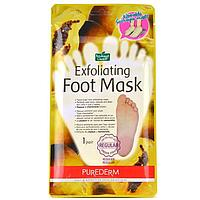 Пилинг для ног Exfoliating Foot Mask (Purederm)
