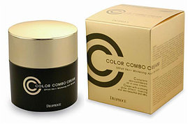 CC-крем ColorCombo Cream SPF50+/PA+++ Deoproce тон # 21