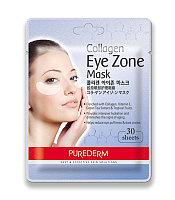 Патчи для глаз  Collagen Eye Zone Mask 30шт. (Purederm) Тканевые