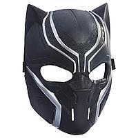Черная пантера Маска супергероя Marvel Black Panther, фото 1