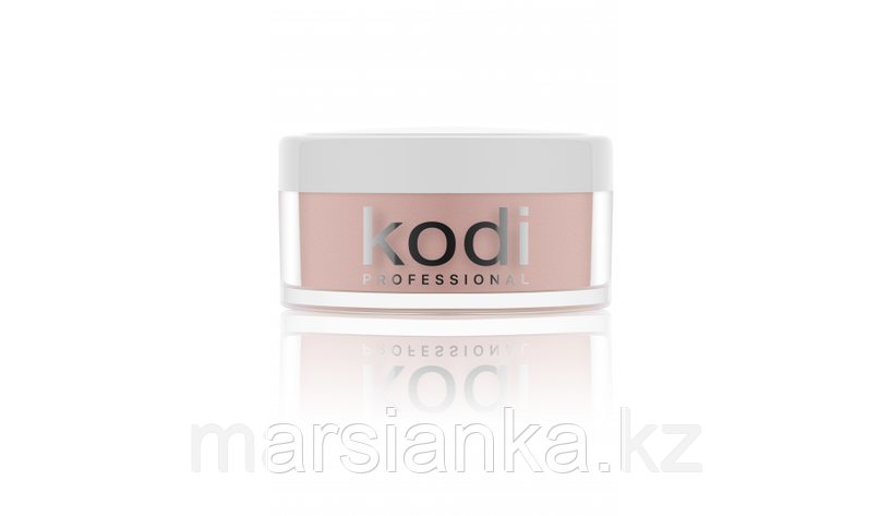 Natural Peach Powder Kodi (Базовый акрил натуральный персик) 22гр., фото 2