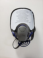 3M FF-402 полнолицевая маска , фото 2