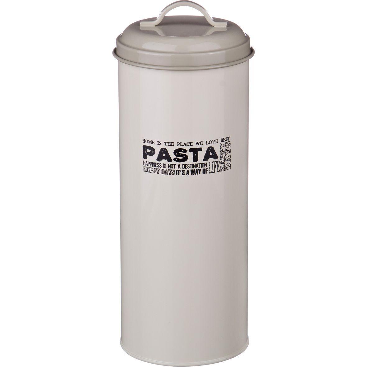 """Емкость для пищевых продуктов Agness """"спагетти"""" высота 27 см.диам.11 см."""