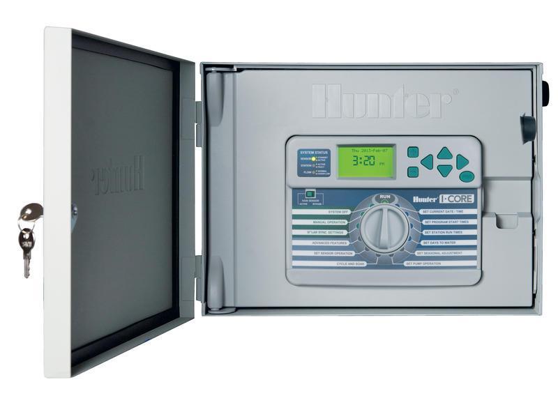 Контроллер наружный IC-600 M Hunter в металлическом корпусе