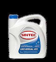 Антифриз Sintec Sintec Antifreeze Universal конц G11