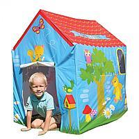 Детская надувная палатка, домик, Bestway 52201, размер 102х76х114 см