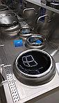 Плита индукционная двухконфорочная с 2 кранами, фото 2