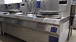 Плита индукционная двухконфорочная с 2 кранами, фото 3