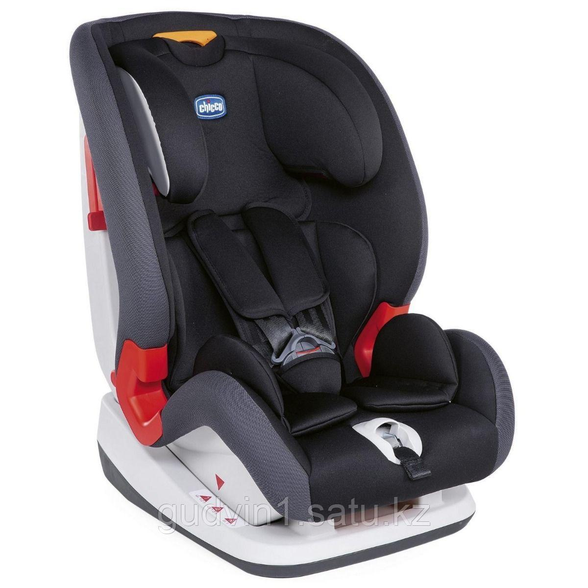 Chicco: Автокресло Youniverse Jet Black (9-36 kg) 12+