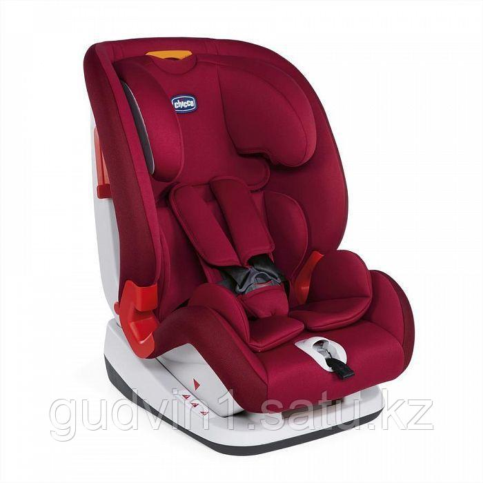 Chicco: Автокресло Youniverse Red Passion (9-36 kg) 12+ 1066010
