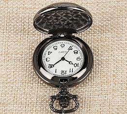 Карманные кварцевые часы на цепочке Hogwarts