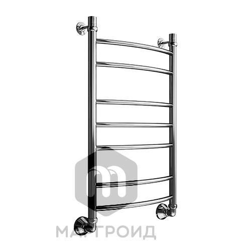 """Полотенцесушитель МАРГРОИД В 5 Р 80*50 1"""" (дуга)"""