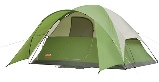 Палатка СOLEMAN Мод. EVANSTON 4