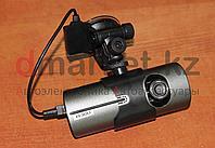 Автомобильный видеорегистратор R300, GPS трекер, 2 камеры, фото 1