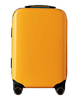 Чемодан Xiaomi 90FUN Aluminum Smart Unlock Suitcase 20'' Medium Yellow