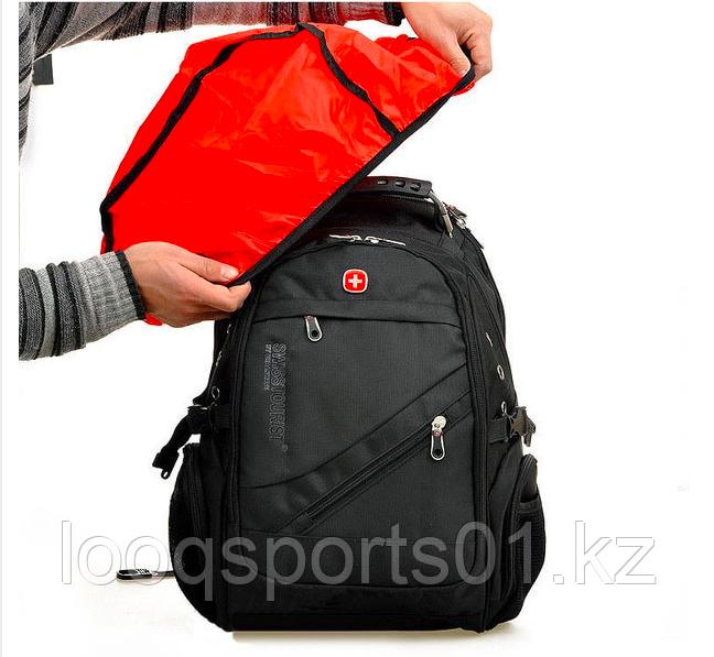 Спортивный рюкзак c дождевик SwissGear