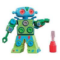 Развивающий игровой набор «Закручивай и учись. Робот» , фото 1