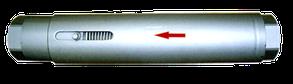 Резьбовой сильфонный компенсатор Ду20