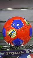 Мячик футбольный клубный детский 3 маленький JUN-130