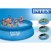 Надувной бассейн круглый Easy Set Pool 244х76см, Intex 28110 (56970)