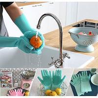 Перчатки силиконовые Magic Silicone Gloves, Алматы