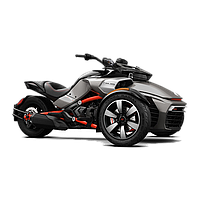 Родстер BRP Can-Am SPYDER F3 SE6 S МАГНЕЗИУМ