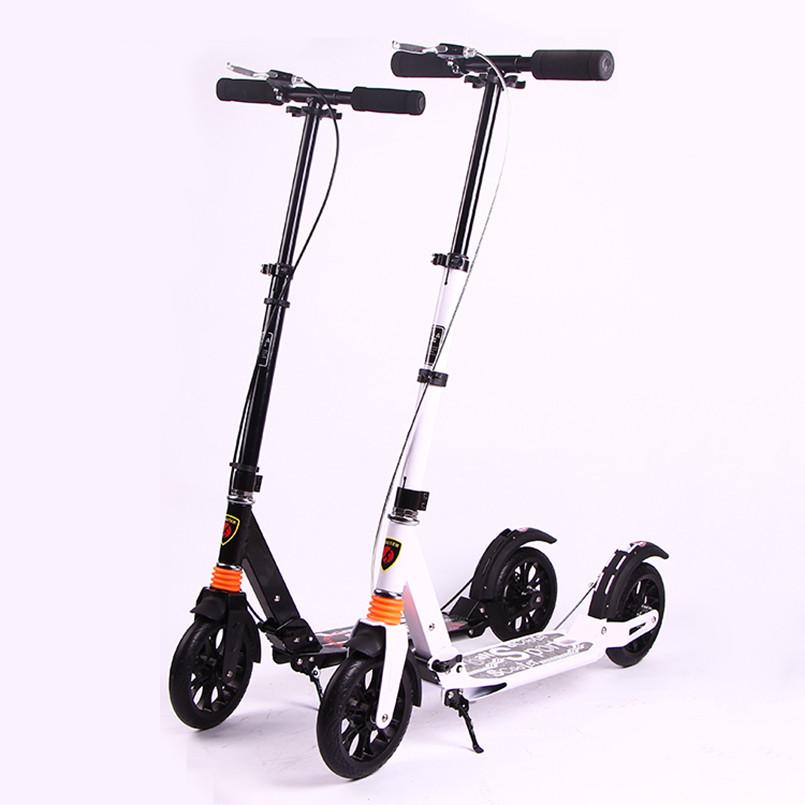 Самокат двухколесныйUrban Scooter