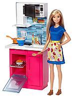 Игровой набор Barbie Кухня Барби, фото 1
