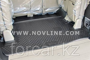 Коврик в багажник TOYOTA Land Cruiser 200 11/2007-2012, 2012->, внед., 7 мест., фото 2