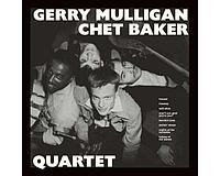 Mulligan Gerry & Baker Chet Quartet (Limited Edition, Remastered) LP