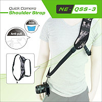 Ремень NEOPine Quick Shoulder Strap QSS-3, фото 1