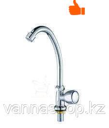 Смеситель для холодной воды (одновинтовой)