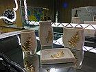 """Фарфоровый набор для ванной """"Бежевый"""", фото 3"""