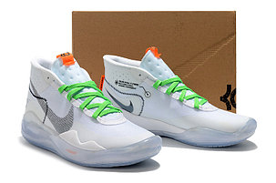 Баскетбольные кроссовки  Nike KD 12 (XII) Off White, from Kevin Durant , фото 2
