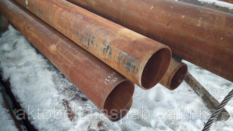 Труба стальная электросварная 159 х 6,0