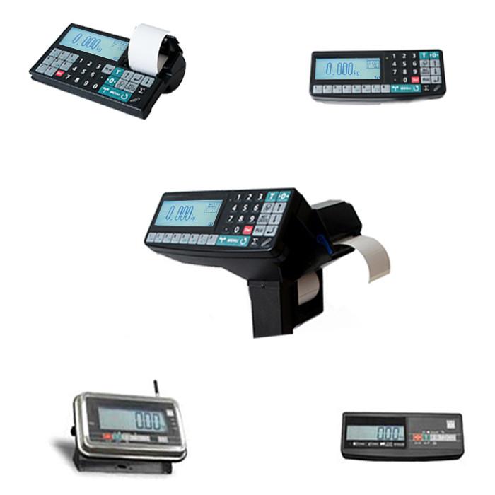 Терминал-регистратор с печатью чеков