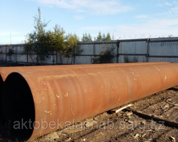 Труба стальная  электросварная 1020 х 12  ГОСТ 10704-91
