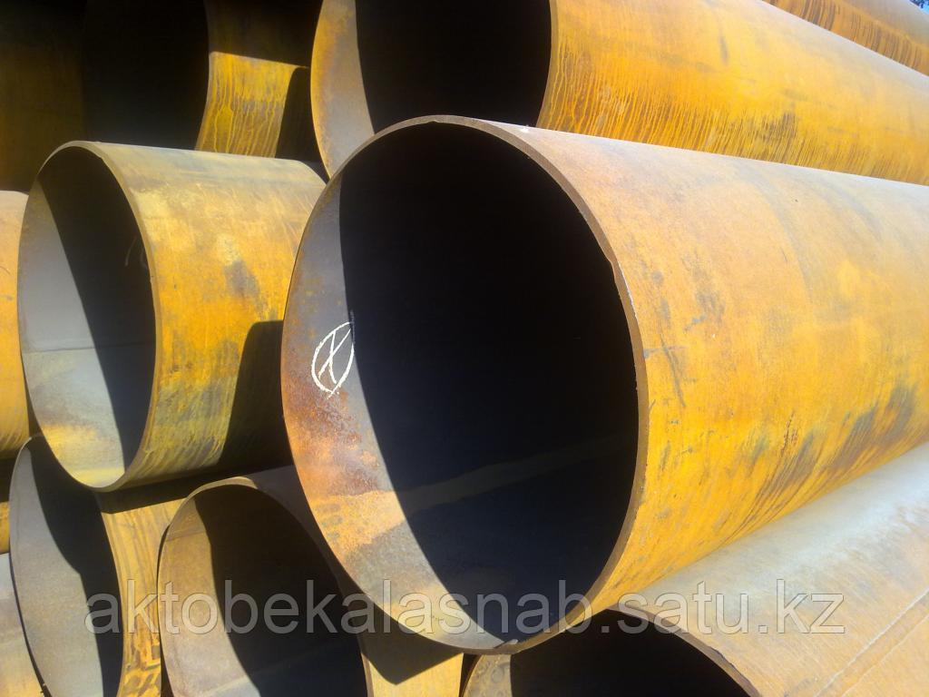 Труба стальная электросварная  720 х 9  ГОСТ 20295