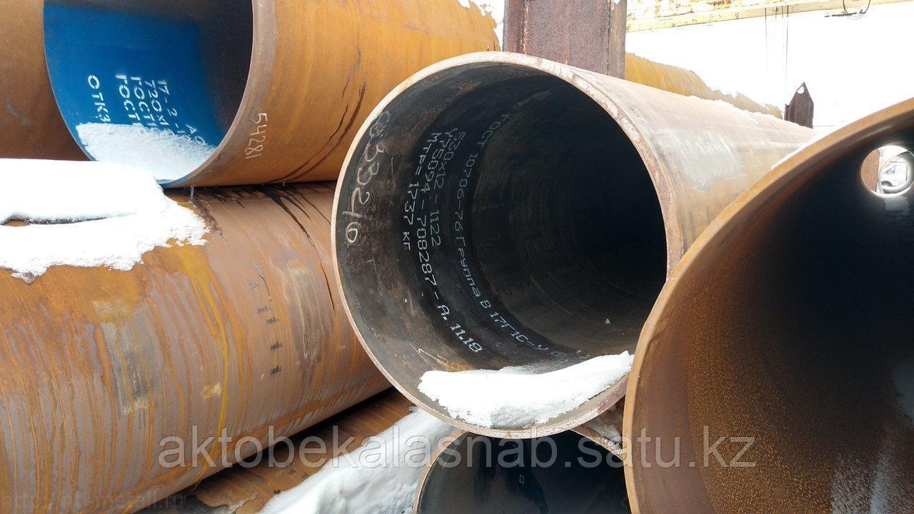Труба стальная  электросварная  530 х 12   ГОСТ 10704-91