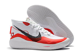 """Баскетбольные кроссовки  Nike KD 12 (XII) """"White-Red"""" from Kevin Durant , фото 2"""