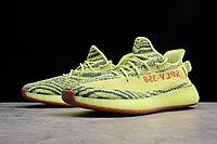"Adidas Yeezy Boost 350 V2 ""Semi Frozen Yellow"" (36-45) , фото 7"